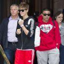Justin Bieber: Fan Favorite in London