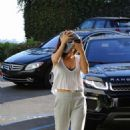 Selena Gomez – Leaving a Pilates class in West Hollywood