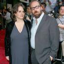 Elizabeth Cohen and Paul Giamatti