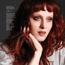 Karen Elson - Harper's Bazaar Magazine Pictorial [Singapore] (March 2016) - 454 x 593