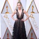 Leslie Bibb – 2018 Academy Awards in Los Angeles - 454 x 662