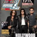 Hollywood Vampires (band) - Popular 1 Magazine Cover [Spain] (August 2019)