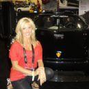 Alyssa Lipsky @ Barrett-Jackson Classic Car Auction, Las Vegas