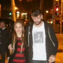 Shakira and Gerard Piqué – Our to dinner in Barcelona 05/06/2018 - 454 x 585