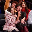 Katie Holmes – Oklahoma City Thunder vs New York Knicks game in NY - 454 x 496