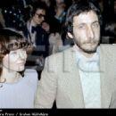 Pete Townshend and Karen Astley
