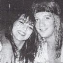 Jani Lane and Bekka Bramlett - 410 x 570