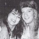 Jani Lane and Bekka Bramlett