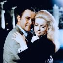 Catherine Deneuve and Jack Lemmon