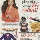 Lily Collins - Seventeen Magazine Pictorial [Mexico] (March 2012)