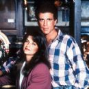 Ted Danson and Kirstie Alley