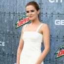 Actress Zoey Deutch attends Spike TV's Guys Choice 2015 at Sony Pictures Studios on June 6, 2015 in Culver City, California - 420 x 600