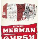 Gypsy 1959 Broadway Poster