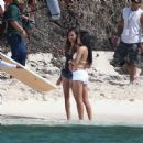 Adriana Lima Vs Swim Photoshoot In Puerto Rico