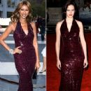 Fashion Faceoff: Iman vs Eva Green