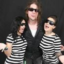 James Root and Cristina Scabbia