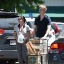 Ariel Winter – Goes grocery shopping in LA