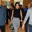 Selena Gomez – Outside SiriusXM studios in NYC