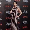 Eugenia Silva- 'Las Chicas Del Cable' Madrid Premiere