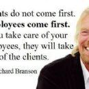 Richard Branson  -  Publicity