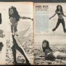 Raquel Welch - Cinemonde Magazine Pictorial [France] (10 June 1966)