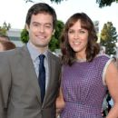 Bill Hader and Maggie Carey - 437 x 594