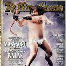 Massacre - Rolling Stone Magazine Cover [Argentina] Magazine Cover [Argentina] (1 March 2011)