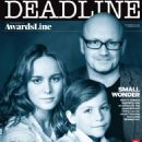 Room - Deadline Hollywood Magazine Cover [United States] (25 November 2015)