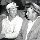 Arnold Palmer & Sam Snead  1958 - 454 x 327