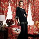 Mariacarla Boscono for Neiman Marcus Holiday Book 2013