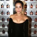 Zoe Kravitz at Yves Saint Laurent night in Paris - 454 x 681
