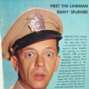Don Knotts - The Detroit News TV Magazine Pictorial [United States] (24 May 1964) - 454 x 575