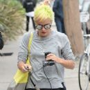 Lily Allen Out In West Hollywood