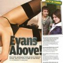 Lucy Evans - Loaded Magazine May 2008 - 454 x 520