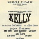 Kelly, A New Musical Music By Moose Charlap - 425 x 556