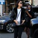 April Love Geary – Out in Beverly Hills