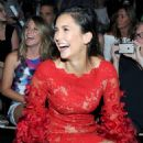 Nina Dobrev – The Marchesa Spring/Summer 2017 Fashion Show – NYFW 09/14/2016 - 454 x 683