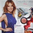 Maja Sablewska - InStyle Magazine Pictorial [Poland] (July 2011) - 454 x 581