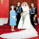 Lady Diana Spencer and Prince Charles wedding - 29 July 1981 - 454 x 388