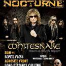 Michael Devin (musician) - Nocturne Magazine Cover [Serbia] (June 2011)