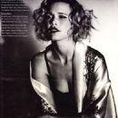 Claudia Schiffer - W Magazine Pictorial [United States] (June 1998) - 454 x 643
