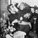 Ursula Andress and Fabio Testi - 454 x 504