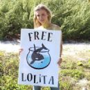 Joanna Krupa Miracle March For Lolita In Miami