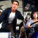 Keanu Reeves and Sandra Bullock in Speed (1994)