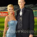 Hunter Pence and Heidi Mueller