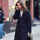 Katie Holmes – Spotted Out in NYC