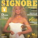 Kathy Shower - Playboy Magazine Cover [Mexico] (May 1988)