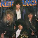 Johnny Dee, Dean Davidson, Michael Smerick - Kerrang Magazine Cover [United Kingdom] (23 April 1988)