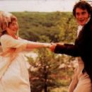 Kate Winslet  as Marianne Dashwood and Greg Wise as John Willoughby in Sense and Sensibility (1995)