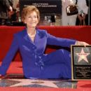 Judge Judy With Her Star atThe Walk of Stars